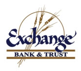 Exchange National Bank logo