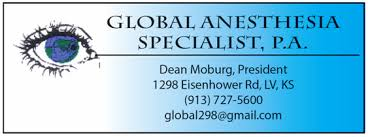 Global Anesthesia Specialists Logo