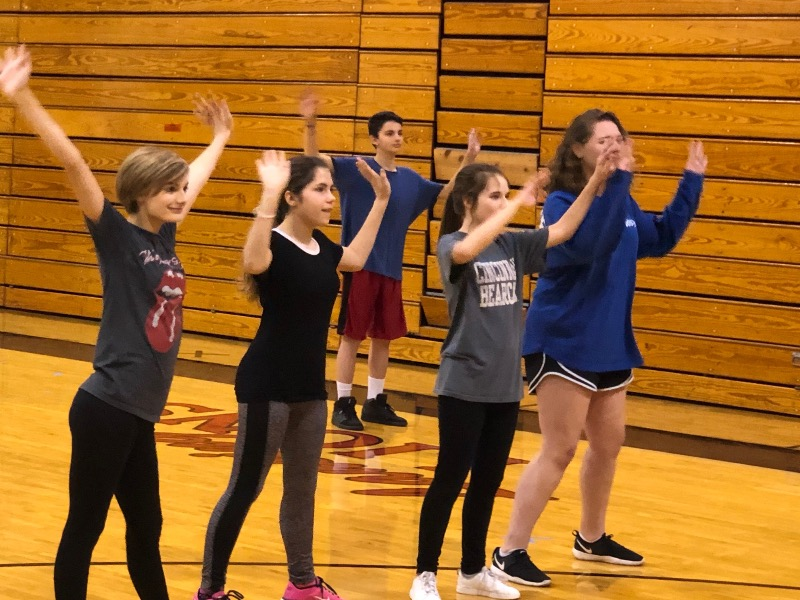 LMS PE - Just Dance
